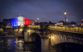 What are the options for non-EU citizens to live and reside in France?