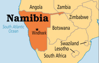 Namibia - Current Affairs in immigration