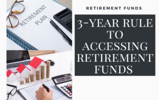 how to access retirement fund when immigrating