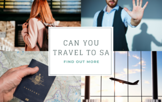 Can I travel to South Africa